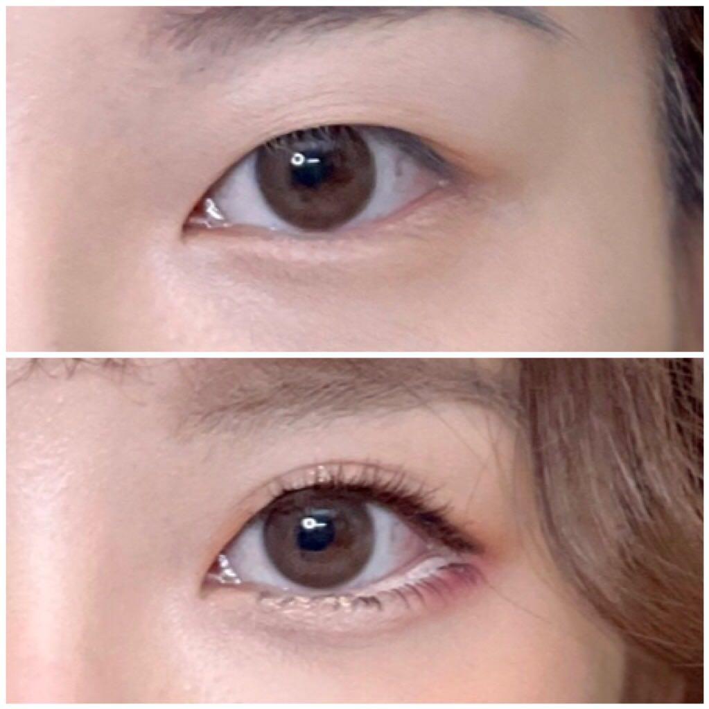 #分享 改變眼型的眼瞼下置畫法 - 美妝板 | Dcard