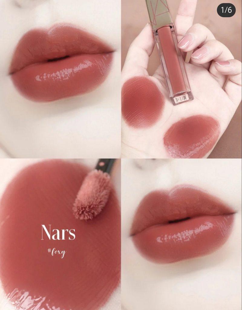 #問 nars唇蜜foxy - 美妝板 | Dcard