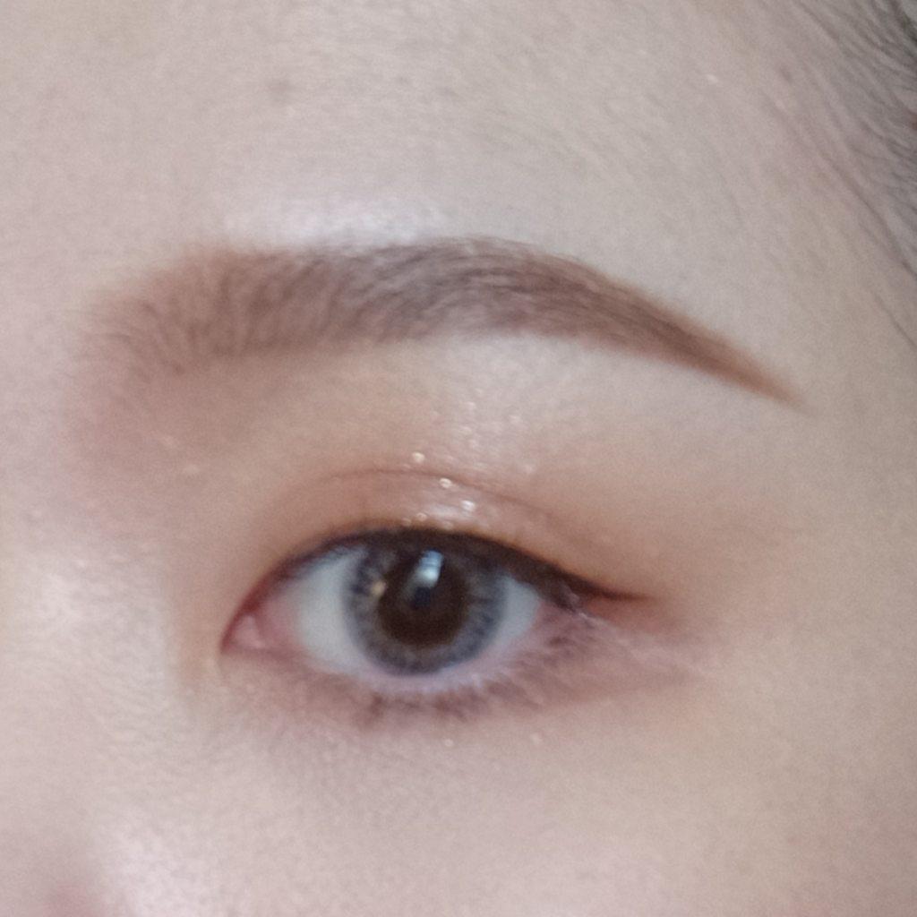 分享眼線/眉毛/眼瞼下至畫法 - 美妝板 | Dcard