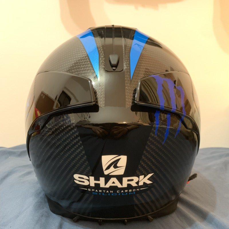 #心得#圖多文長 Shark Spartan Carbon 14個月使用心得 - 汽機車板   Dcard
