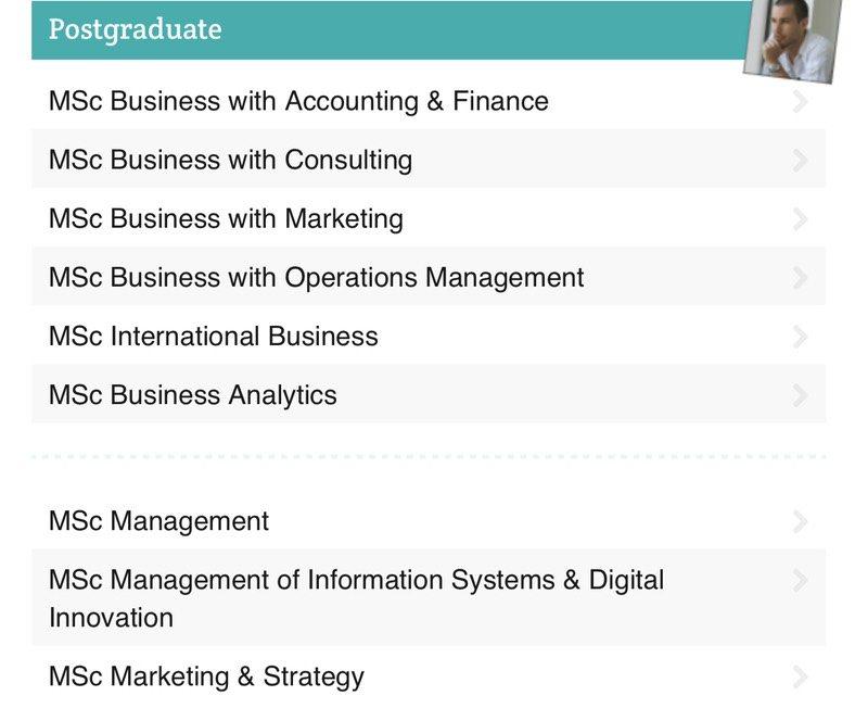 [請益]英國商業分析碩士選校 - 留學板 | Dcard