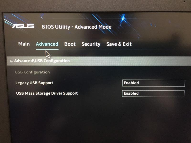 ASUS 筆電 bios usb重灌 - 3C板 | Dcard