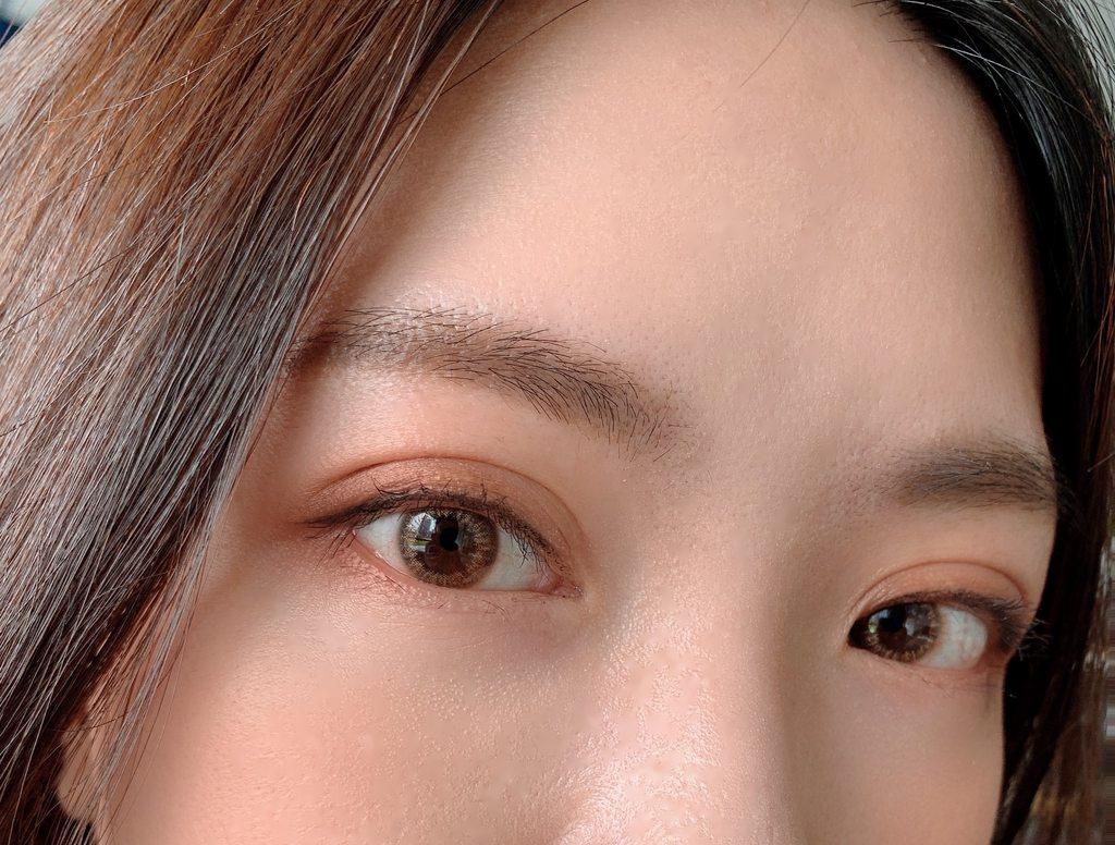 #開箱#分享 露葳娜唐葳設計款實戴 - 隱形眼鏡板 | Dcard