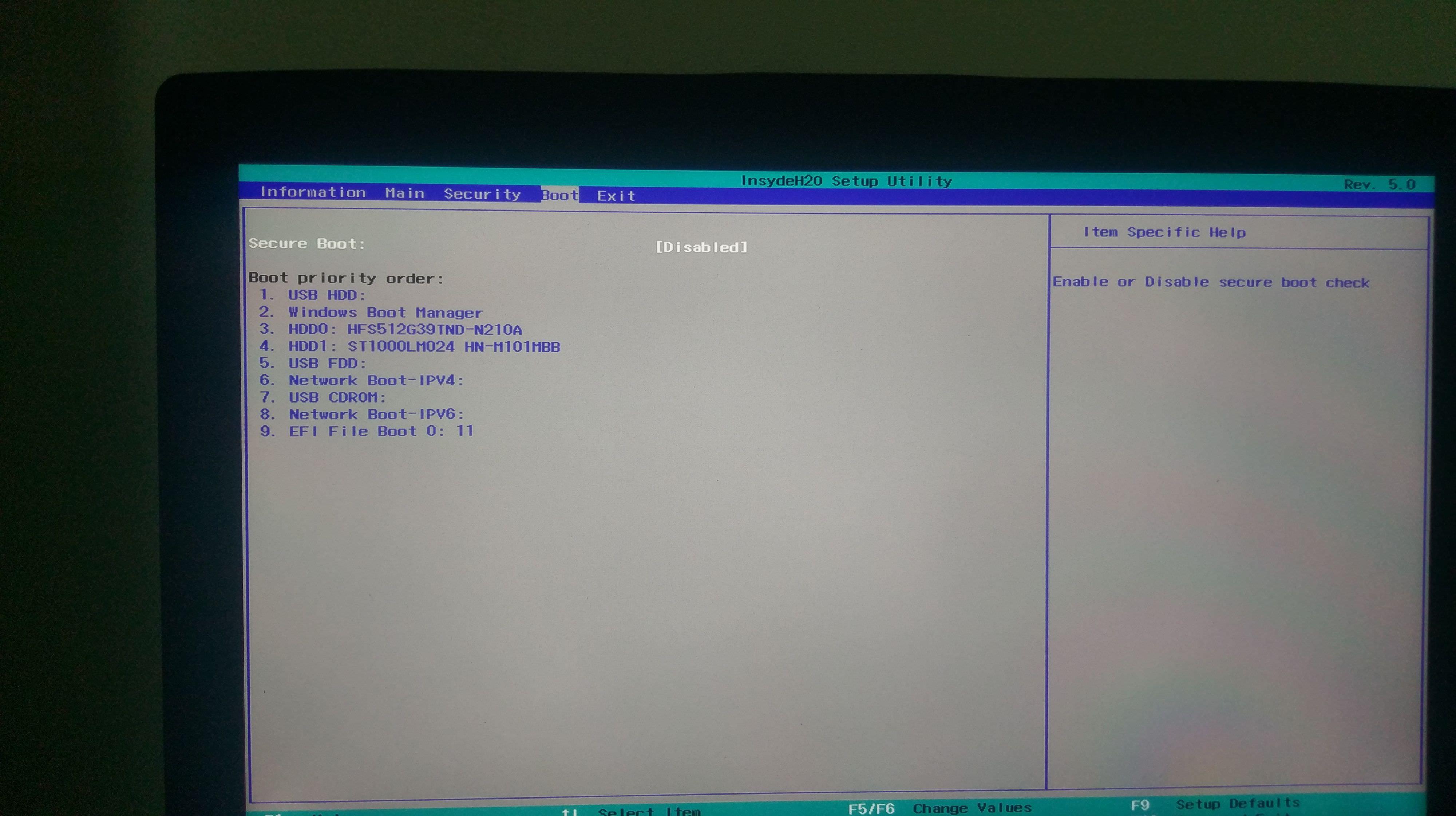 #筆電設定# Bios裡無法設定使用USB開機 - 3C板   Dcard
