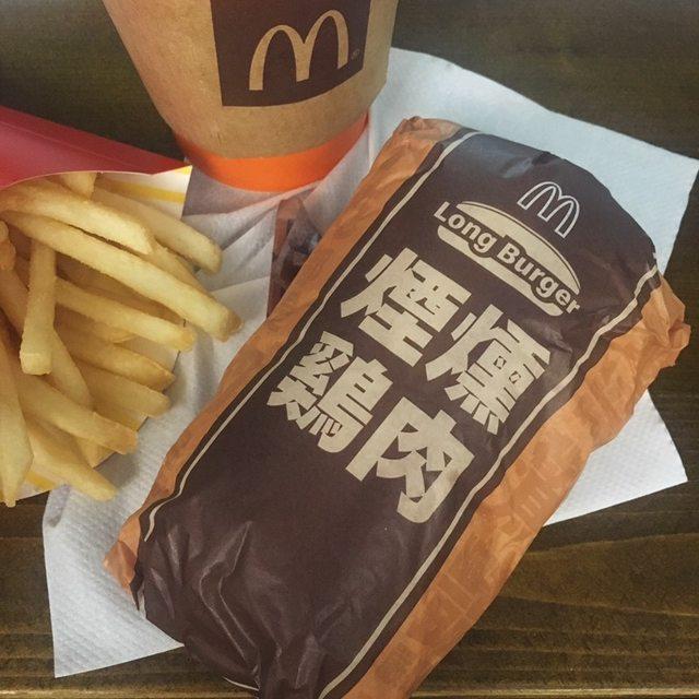 麥當勞煙燻雞肉長堡? - 美食板 | Dcard