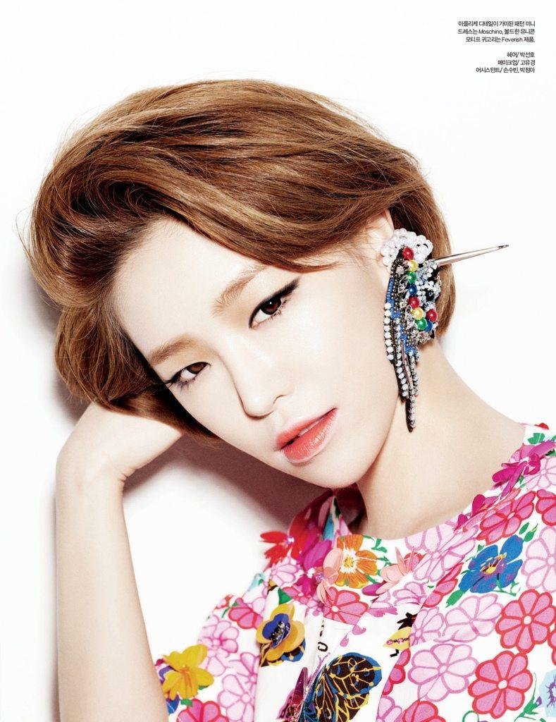 #單眼皮魅力 韓國7位單眼皮女星 - 追星板   Dcard
