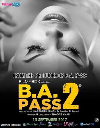 BA Pass 2 (2017) Hindi 720p WEB-DL 950MB