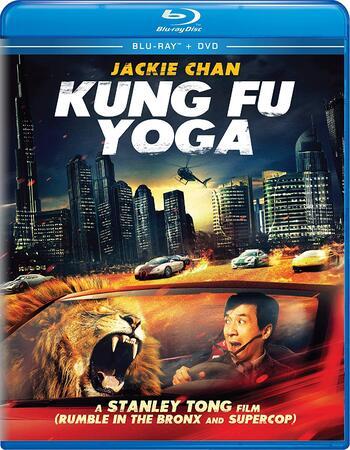 Kung Fu Yoga (2017) Dual Audio Hindi 720p BluRay x264 950MB ESubs Movie Download