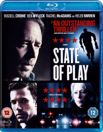 State of Play (2009) Dual Audio Hindi 720p BluRay 850MB ESubs Movie Download