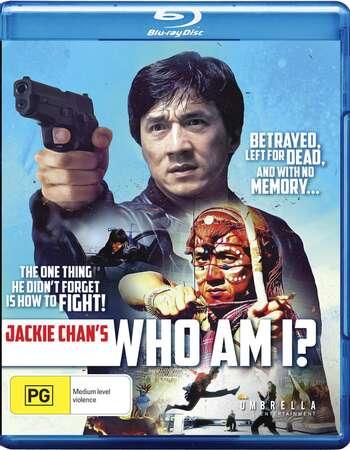 Who Am I? (1998) Dual Audio Hindi 480p | 720p BluRay [Hindi (ORG) + English] x264 AAC 350MB | 1028MB Download