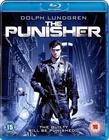 The Punisher (1989) Dual Audio Hindi ORG 720p BluRay x264 1GB  Download