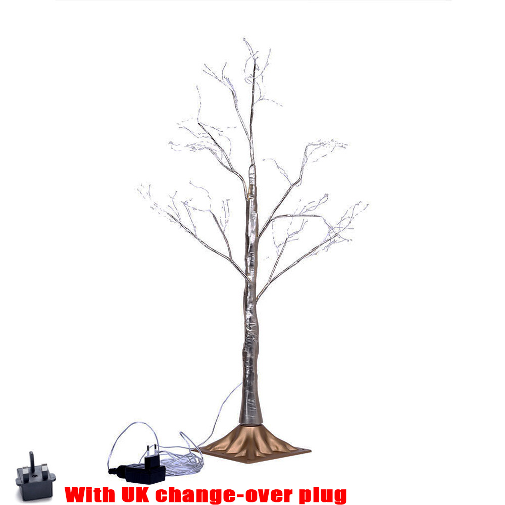 85CM 150 LED Christmas Tree Light Up Twig Branch Warm
