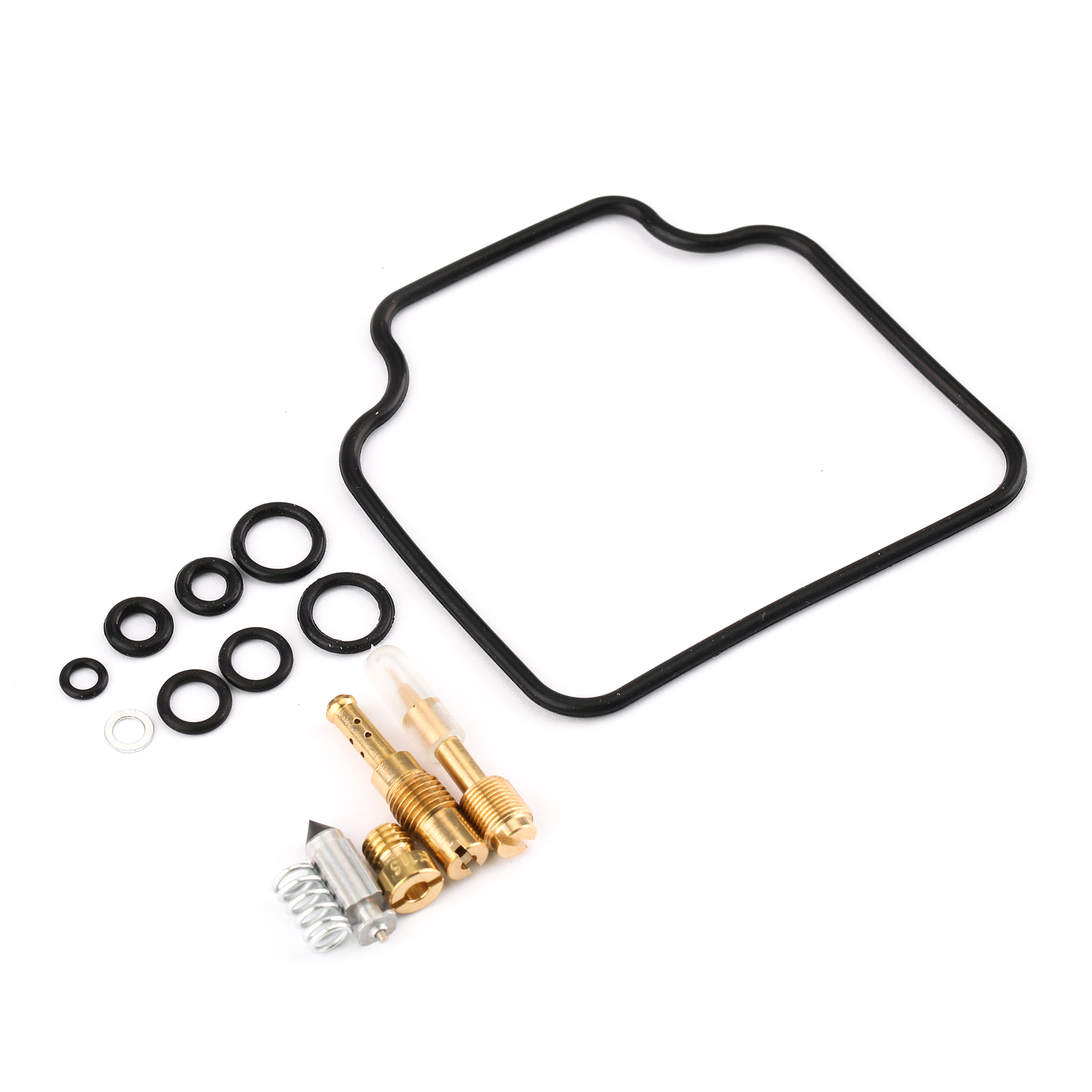 Carburetor Repair Rebuild Jet Seal Kit for Honda NightHawk