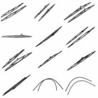 Sell Wiper Blade (Mercedes Benz and BMW) By Tengshi auto