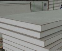 EPS-Fiber Cement Board Sandwich Wall Panel By Ningbo Yihe ...