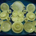 Buy Pakistani Pure Green Onyx Dinner Set Online From Patelonyx At