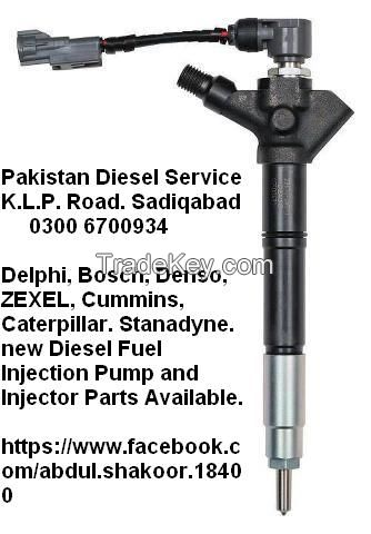 Buy Pakistani Electronic Injector Reparing & Service
