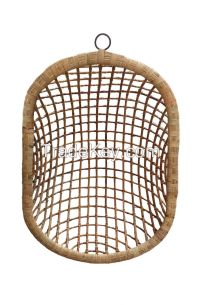 Buy Pakistani Hanging Cane Handmade Wicker Chair Swing