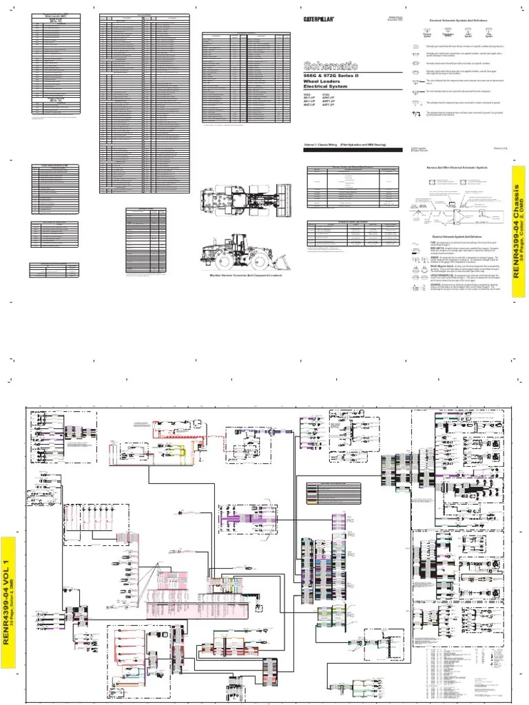 medium resolution of 966g electrical system electrical connector switch cat 966 wiring diagram