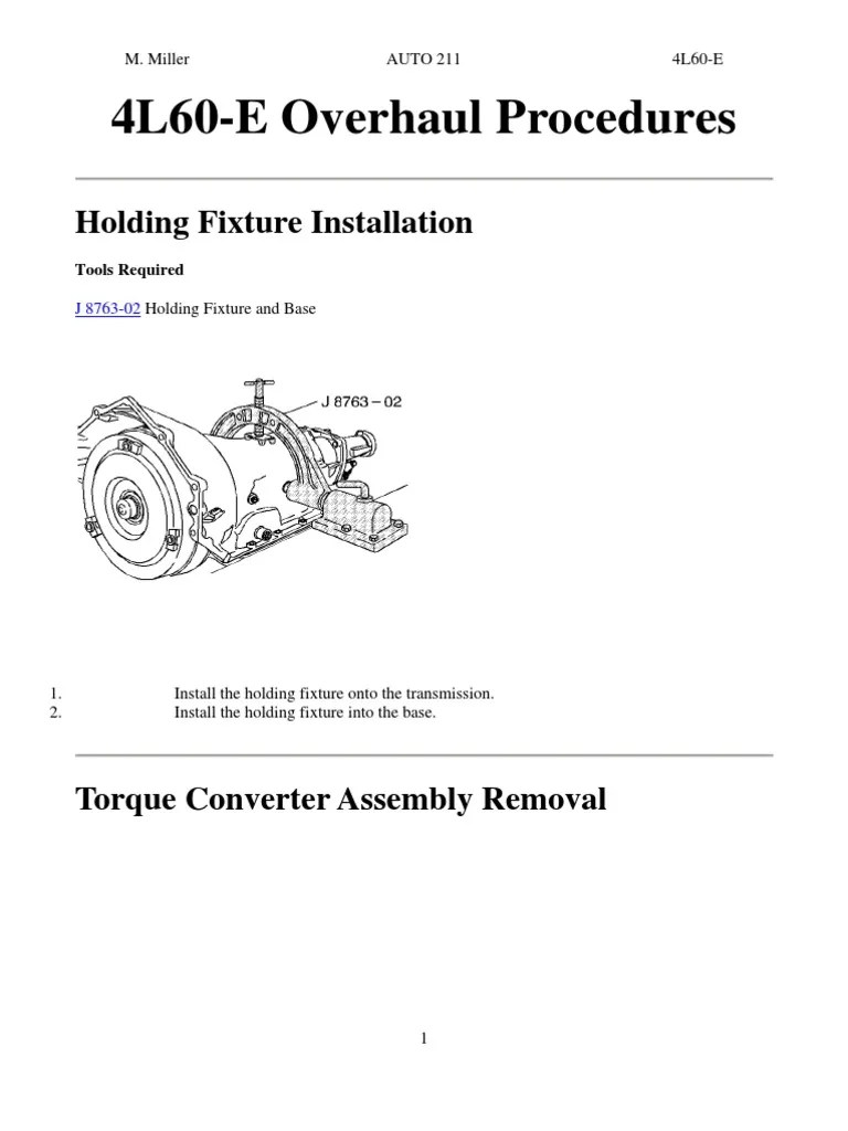 small resolution of 4l60e transmission pump diagram