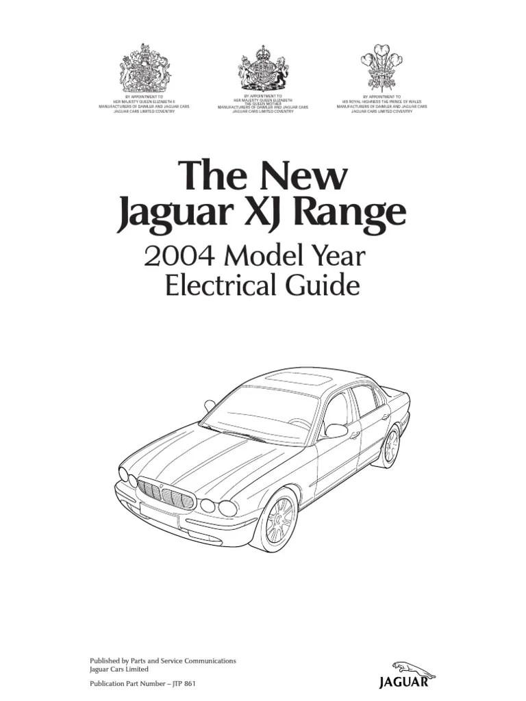 jaguar xj8 2004 2007 front fuse box diagram [ 768 x 1024 Pixel ]