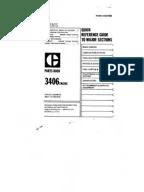 caterpillar service manual