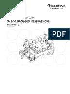 Manual de Servicio Transmisiones Rockwell 9-10 y 13