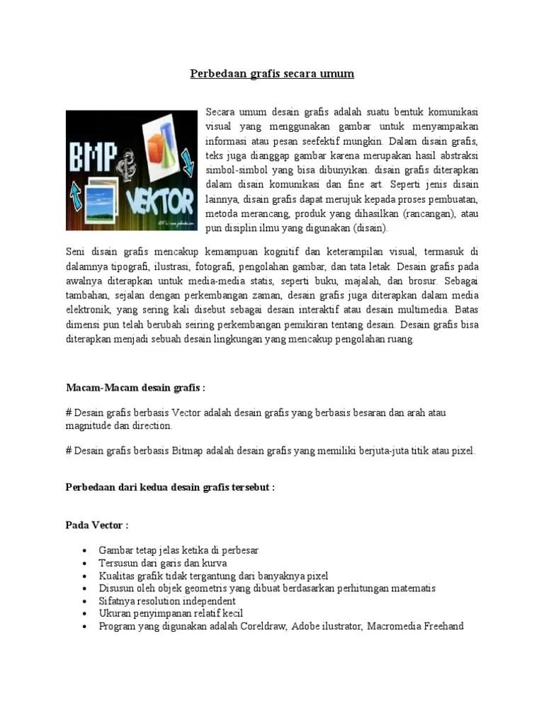990 Koleksi Foto Desain Grafis Yang Berbasis Besaran Dan Arah ...