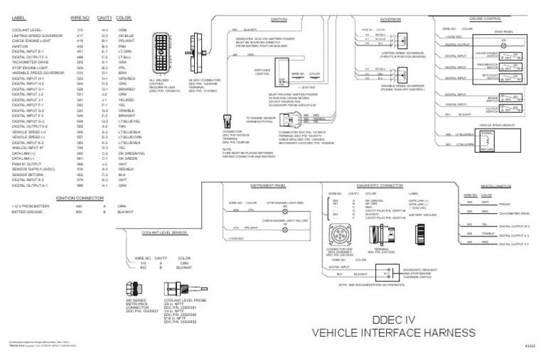 detroit series 60 ecm wiring diagram 2001 nissan altima ddec 4 6 stromoeko de v all data rh 15 8 feuerwehr randegg