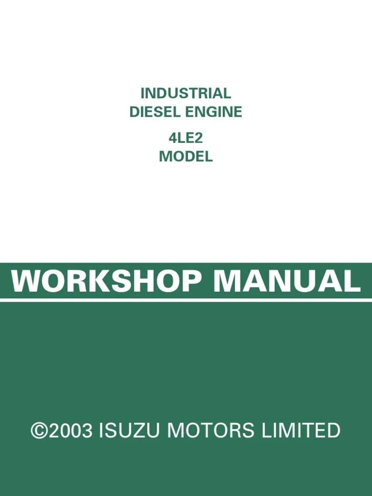medium resolution of 08 isuzu 4le2 gb piston cylinder engine isuzu 4le1 injector isuzu 4le1 wiring diagram