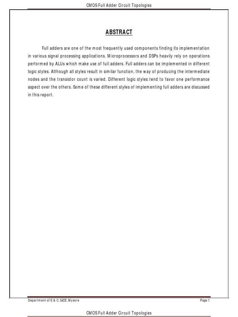 medium resolution of 1 bit alu block diagram