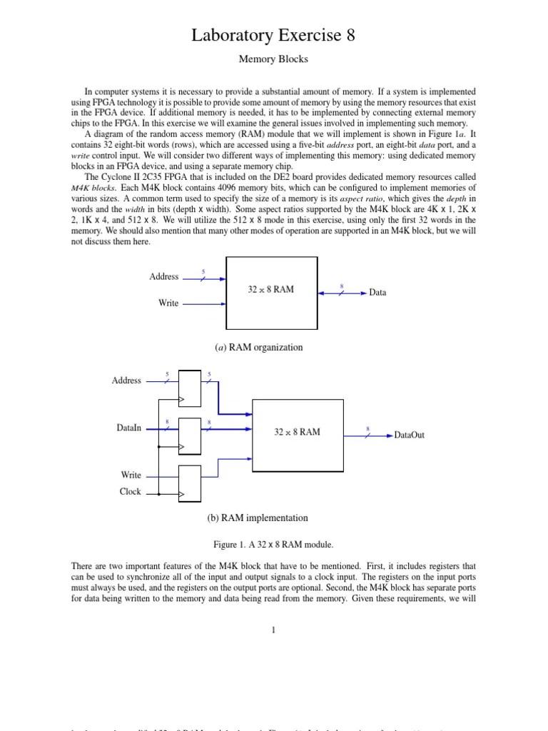 logic diagram 512 x 8 bit sram [ 768 x 1024 Pixel ]