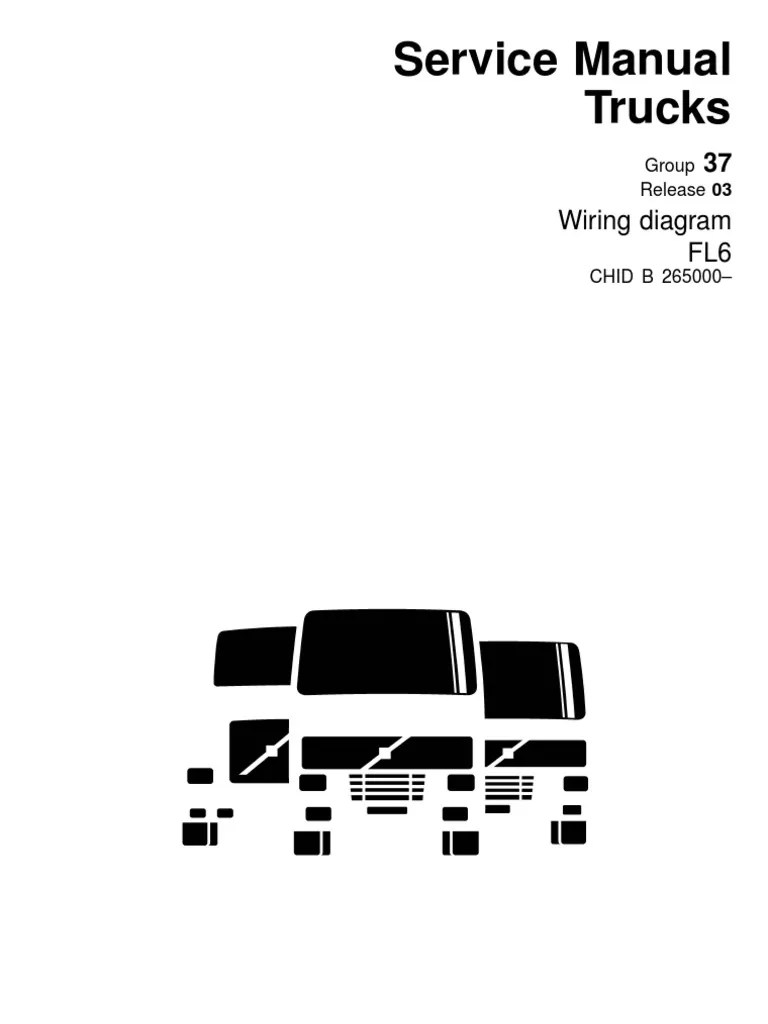 medium resolution of volvo wiring diagram fl6 pdf cable electrical connector2011 volvo vnl wiring 19