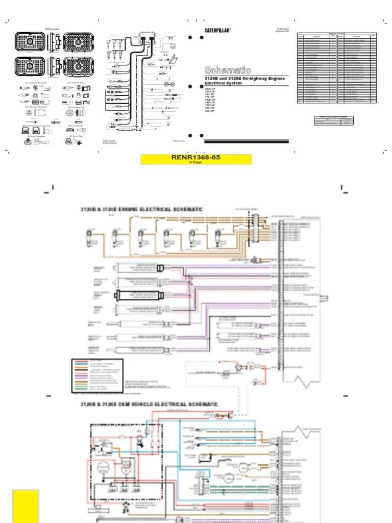 medium resolution of cat 3126 wiring diagram connector oem simple wiring post arctic cat wiring schematic cat 3126 wiring diagram connector oem