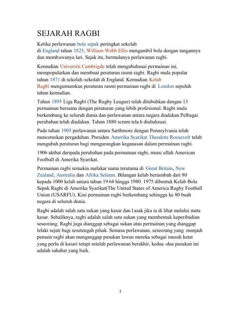 Sejarah Rugby : sejarah, rugby, 49916796-folio-pjk