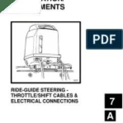 Mercury Outboard Power Trim Wiring Diagram Rockford P3 Service Manual 40 50 55 60 90 Internal Combustion Engine Carburetor