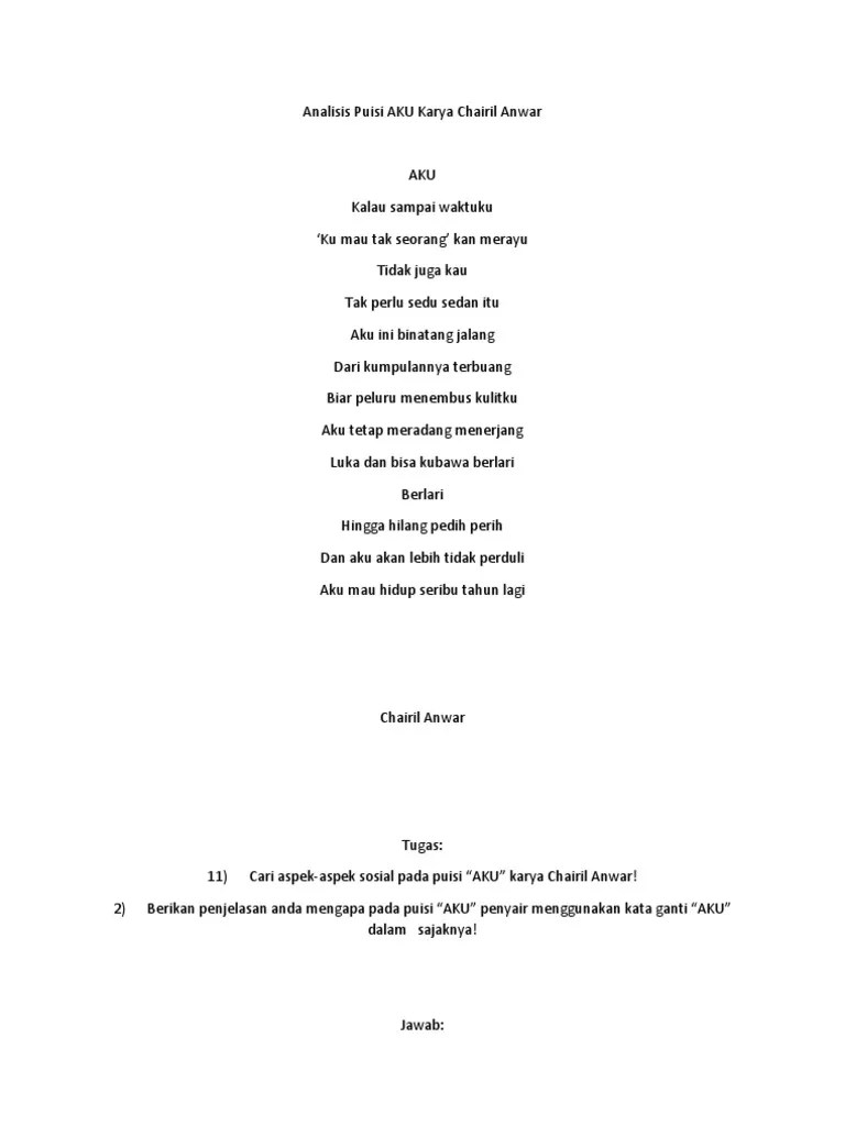 Doa Karya Chairil Anwar : karya, chairil, anwar, Makna, Puisi, Karya, Chairil, Anwar, Cikimm.com