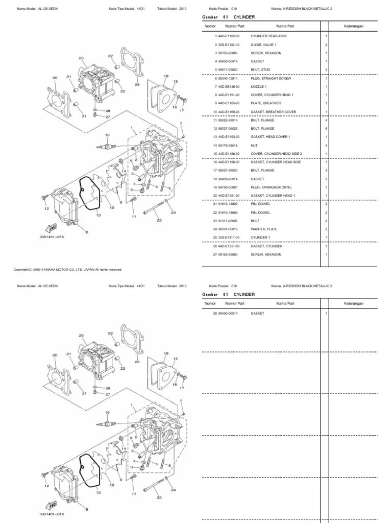 yamaha mio wiring diagram the interlopers plot ego lc 125 / xeon (manual)