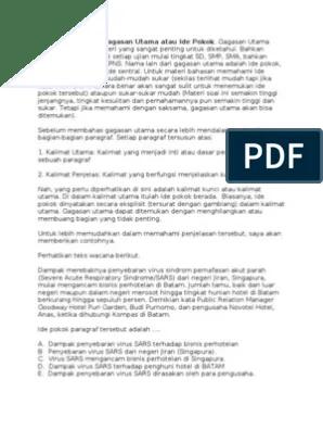 Bagaimana Cara Menentukan Ide Pokok Dalam Suatu Paragraf : bagaimana, menentukan, pokok, dalam, suatu, paragraf, Menemukan, Gagasan, Utama, Pokok