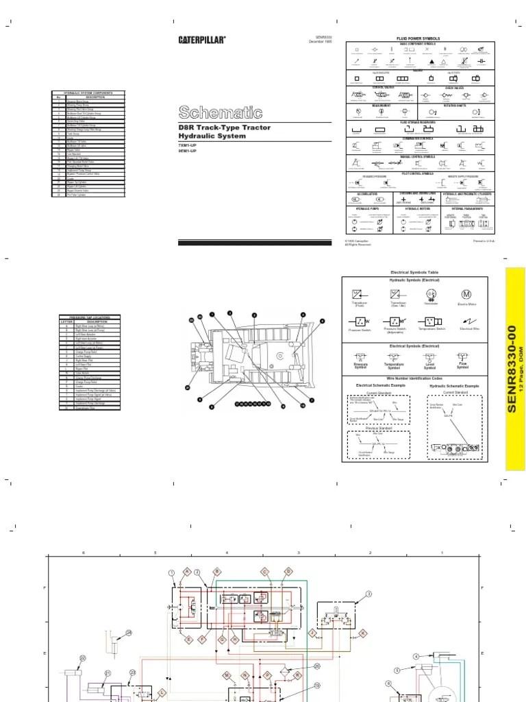 cat d8n wiring diagram wiring diagrams home