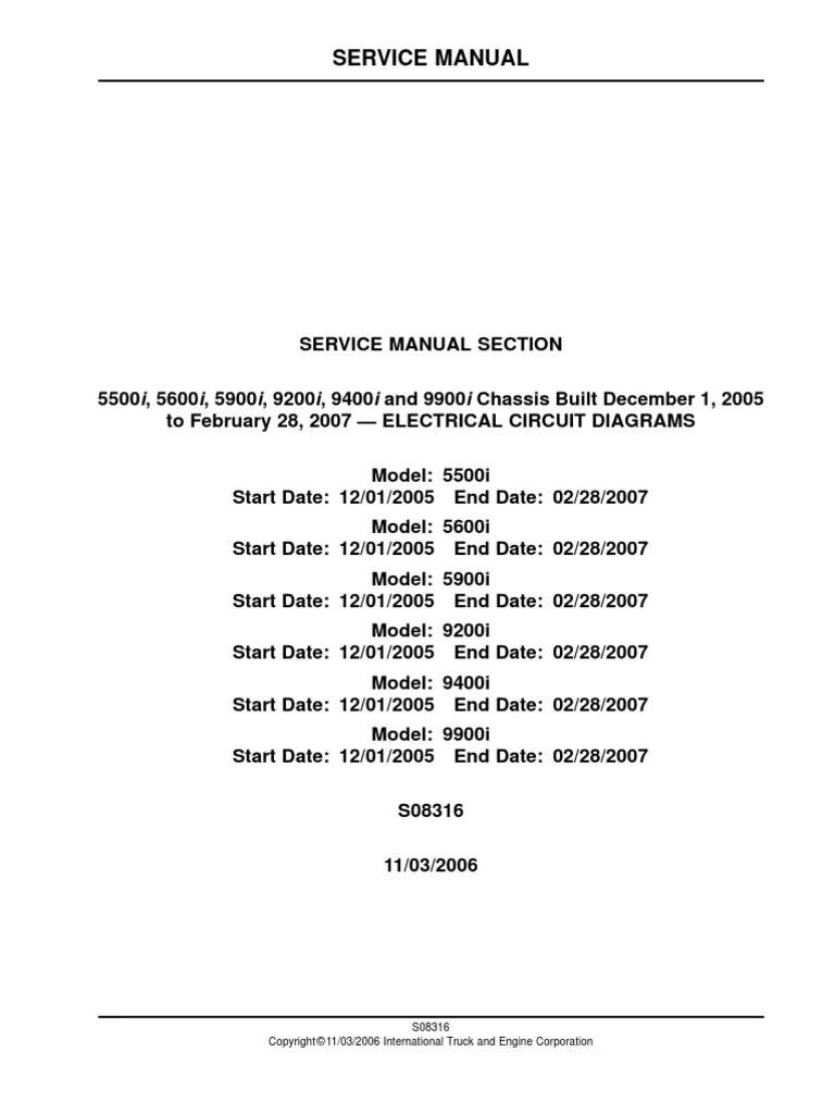 medium resolution of international 9400i fuse panel diagram nemetas aufgegabelt info 2007 international 9400 2006 international 9400i wiring diagram
