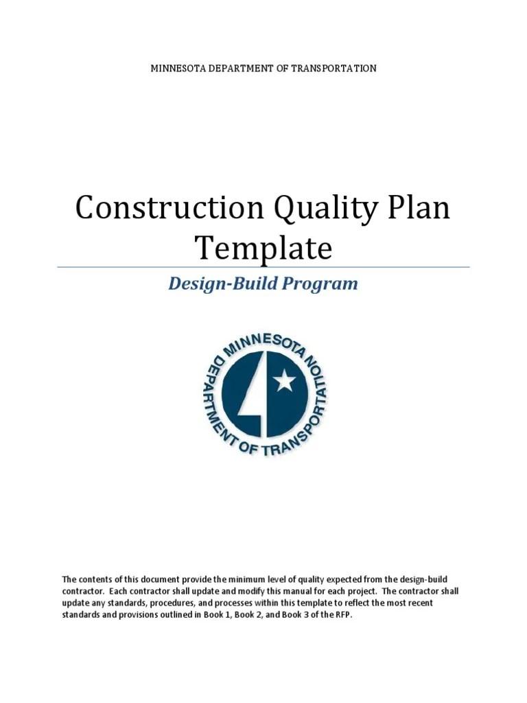construction quality plan construction management concreteelectrical contractor quality plan 8 [ 768 x 1024 Pixel ]