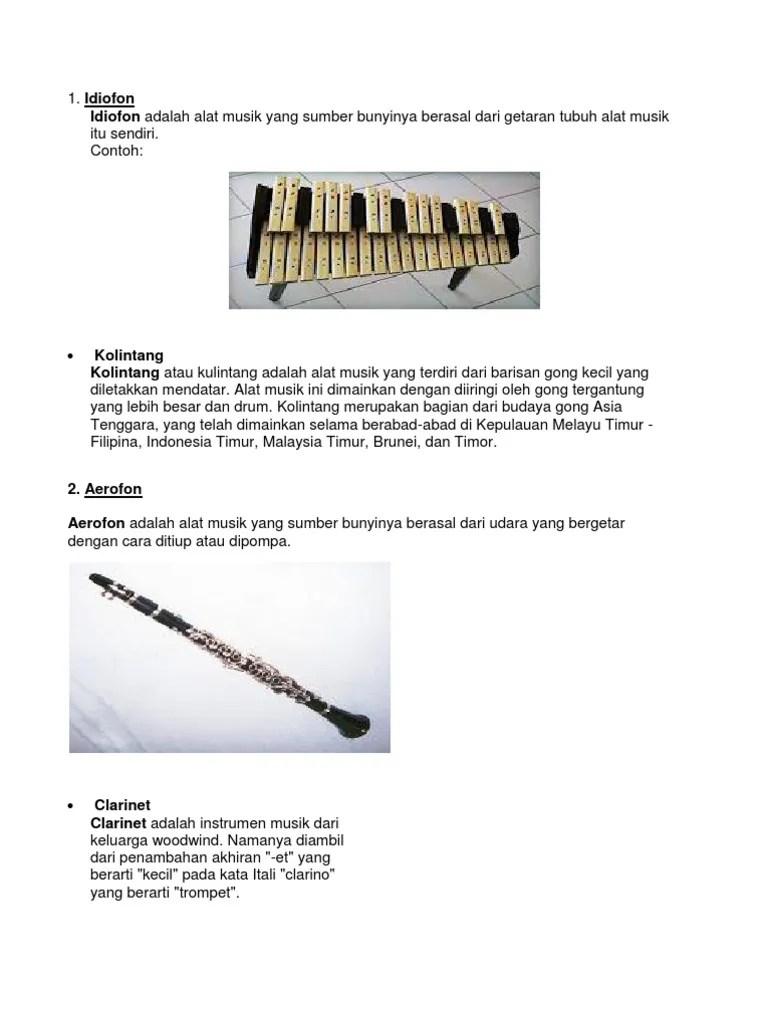 Contoh Alat Musik Idiofon : contoh, musik, idiofon, Musik, Idiofon, Gambar