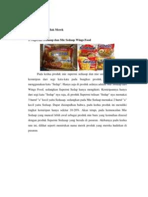 Sebutkan Contoh Contoh Produk Buatan Indonesia : sebutkan, contoh, produk, buatan, indonesia, Contoh-Contoh, Merek