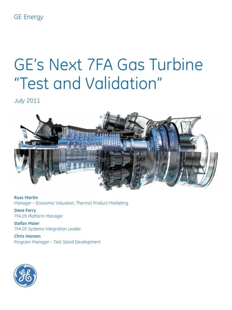 small resolution of ge 7fa ga turbine diagram