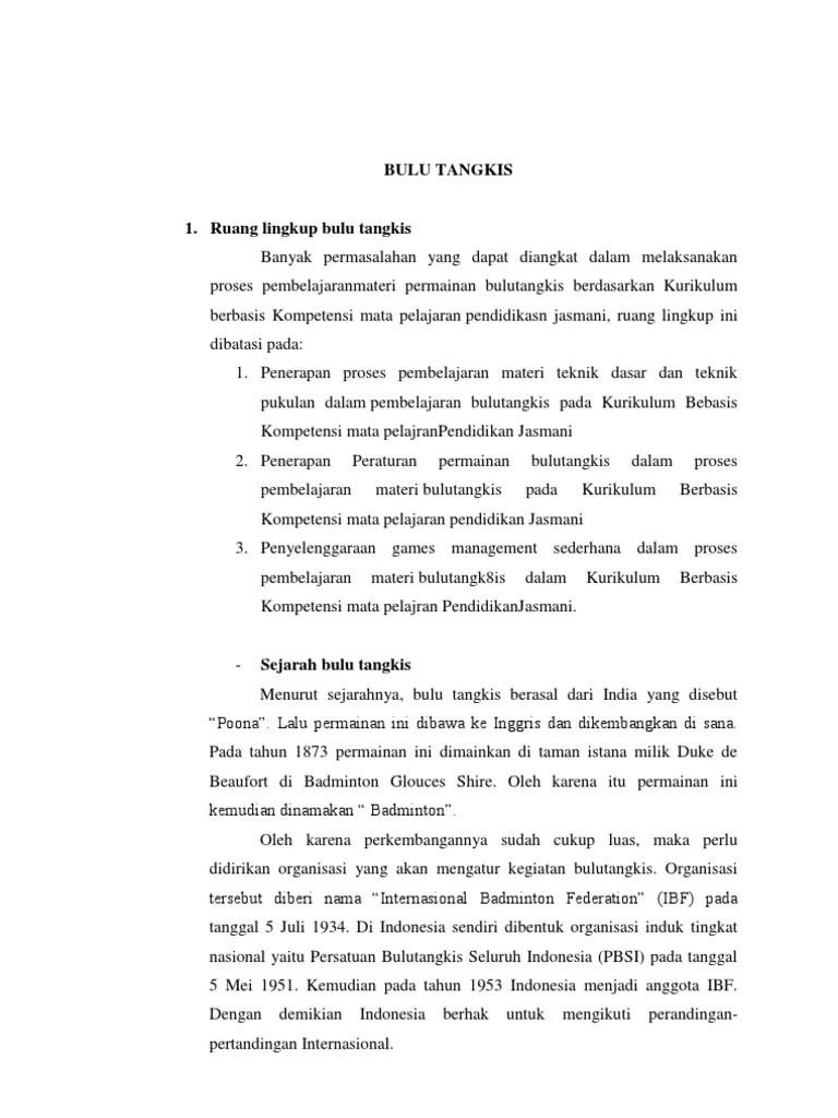 Peraturan Permainan Bulu Tangkis Yang Ditetapkan Oleh Ibf : peraturan, permainan, tangkis, ditetapkan, Peraturan, Permainan, Tangkis, Ditetapkan, Aturannya