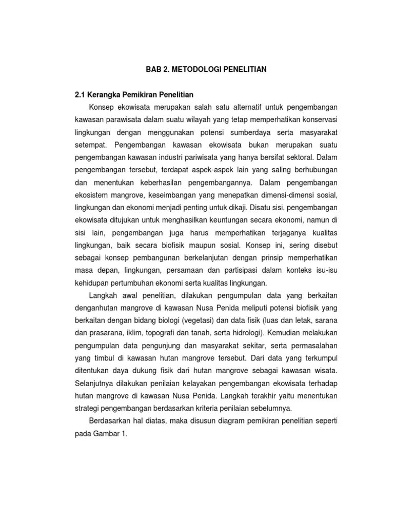 medium resolution of contoh diagram hutan mangrove