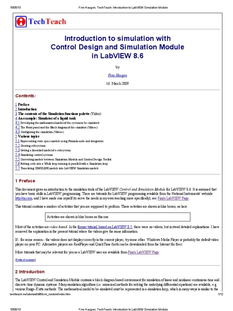 hight resolution of finn haugen techteach introduction to labview simulation module kalman filter simulation