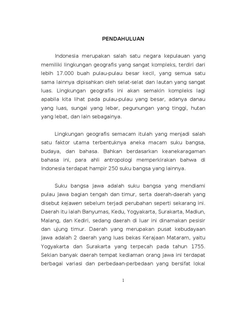 Cerita Liburan Bahasa Jawa Krama : cerita, liburan, bahasa, krama, Contoh, Pengalaman, Pribadi, Bahasa, Ngoko, Barisan