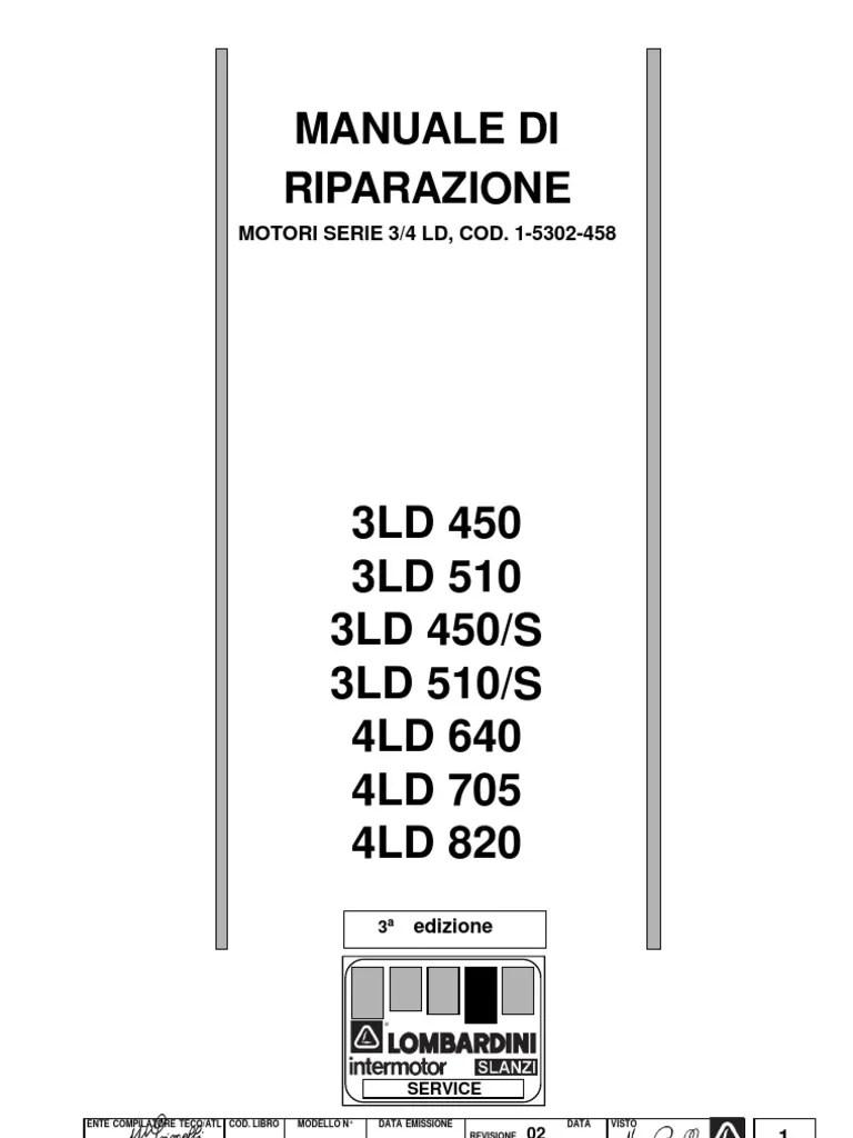 Lombardini-3LD-4LD